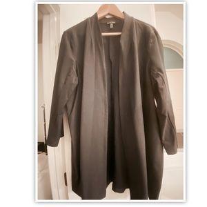 Beautiful Eileen Fisher women's blazer size Xl